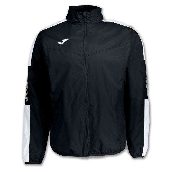 Joma Rainjacket Championship Iv Black-White