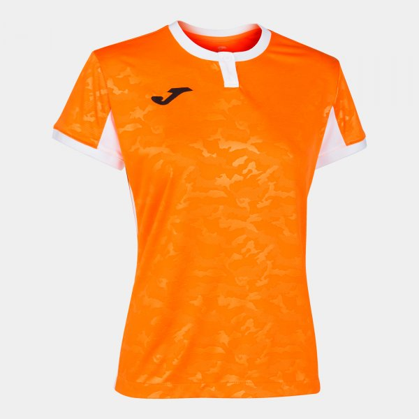 Joma Toletum Ii T-Shirt Orange-White S/S