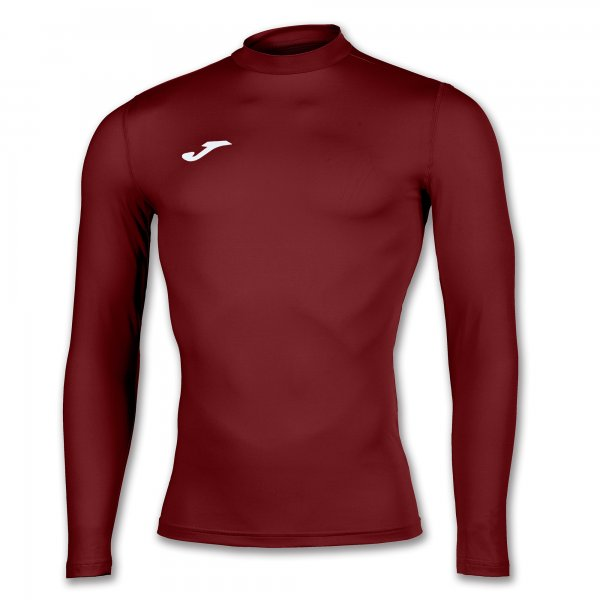 Joma L/S T-Shirt Brama Academy Dark Red