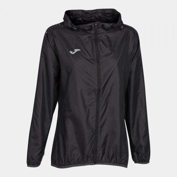 Joma Racó Windbreaker Black-Anthracite