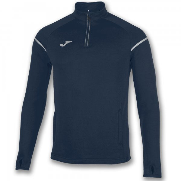 Joma Jacket 1/2 Zip Fastening Race Navy Blue