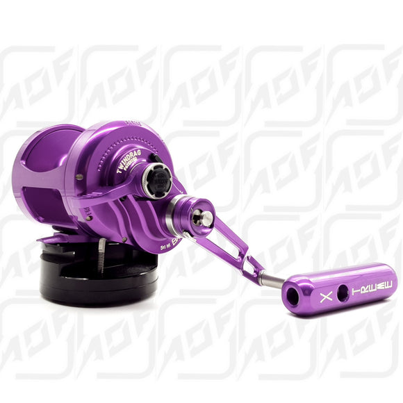 Accurate Boss Reel BX2-600W - PURPLE