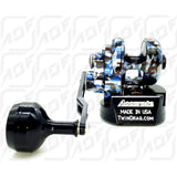 Accurate Boss Single Speed Reel BX-400N-CAMO