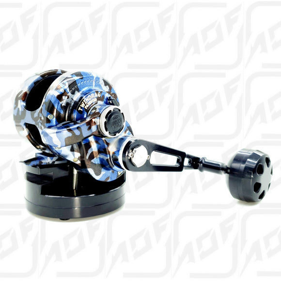 Accurate Boss Single Speed Reel BX-500N - CAMO