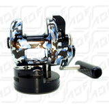 Accurate Boss Single Speed Reel BX-600N - CAMO