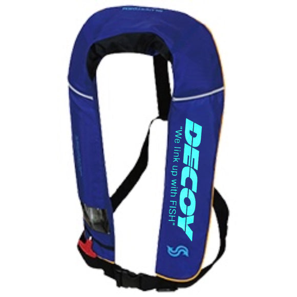 DECOY Life Jacket Auto inflatable - Vest Type