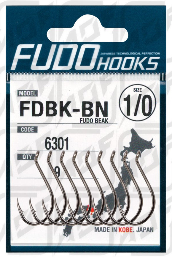 FUDO Hook FDBK-BN Beak (Made In Japan)