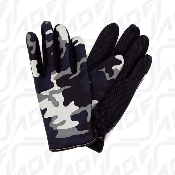 Light Game fishing Glove-Camo