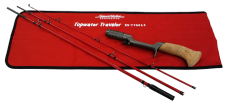 Smith Super Strike Topwater Traveller SS-TT56L3