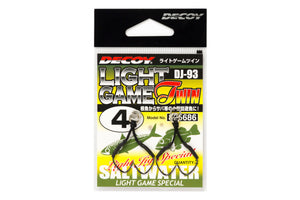 DECOY Light Game Twin Assist DJ-93 (Material from Japan)
