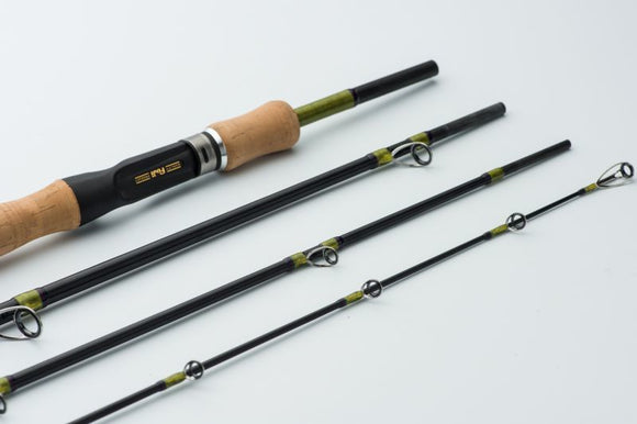 Fin-Ch Canaria 610M 4pcs Travel rod (Casting Japan)
