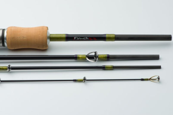 Fin-Ch Canaria 68ML 4pcs Travel rod (Casting Japan)
