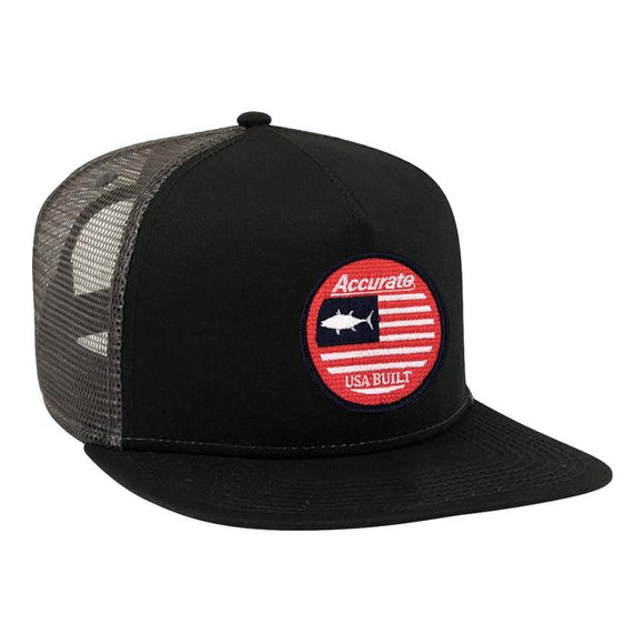 Accurate Tuna-Flag-Trucker-Hat
