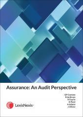 Assurance An Audit Perspective