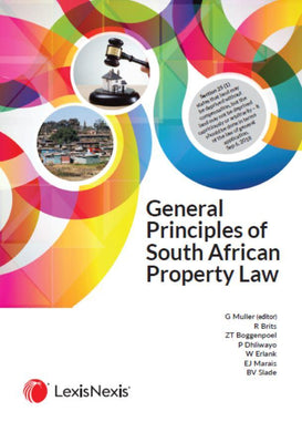 General Principles of South African Property Law