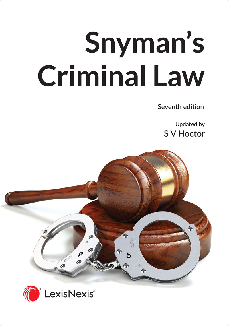 Criminal Law 7th ed