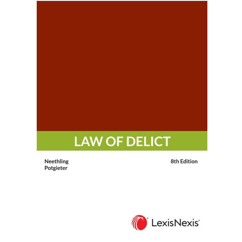 Law of Delict 8th ed