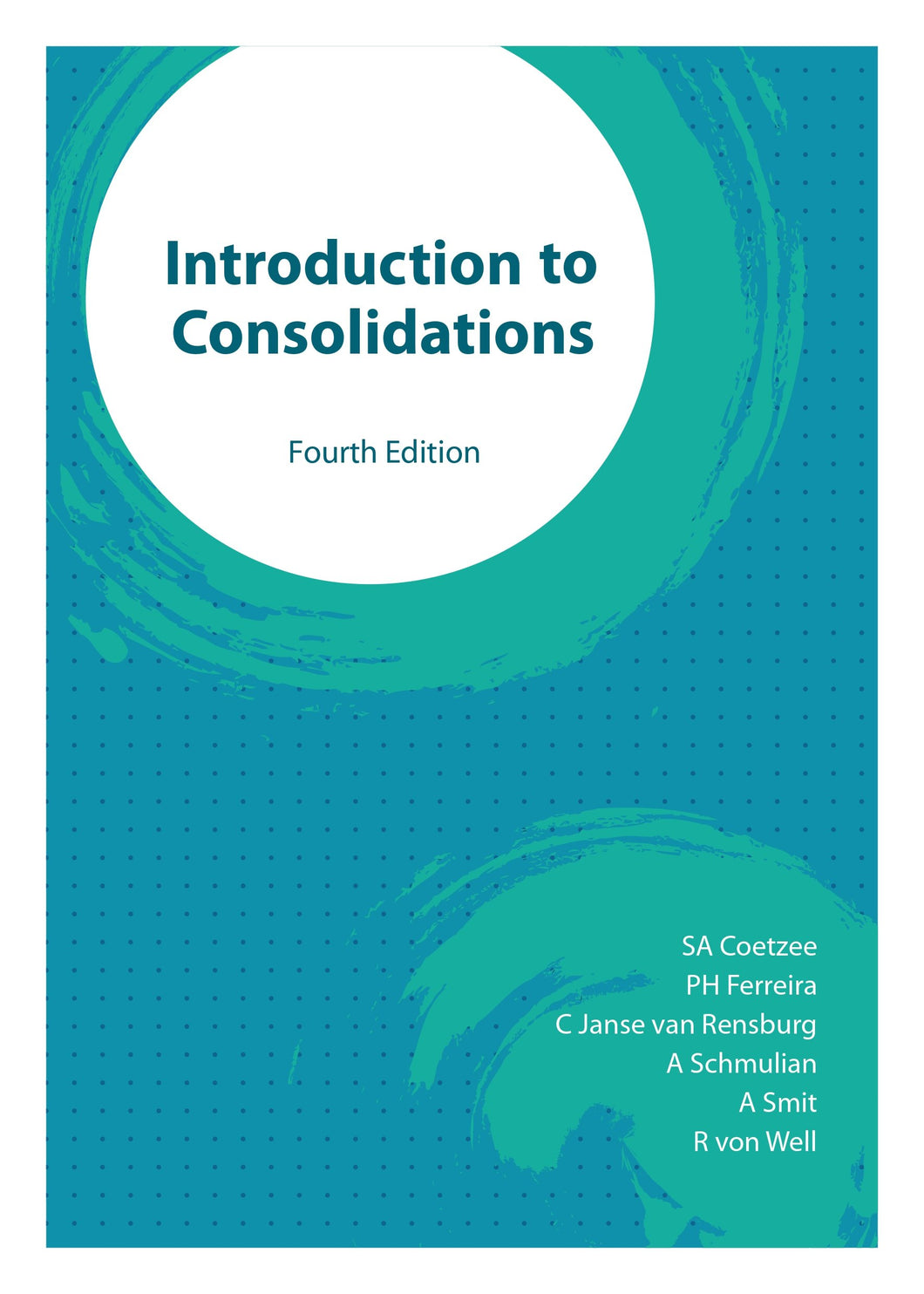 Introduction to Consolidations 4th Edition