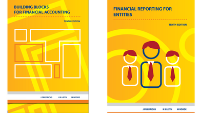 Building Blocks & Financial Reporting (FRK Bundle)