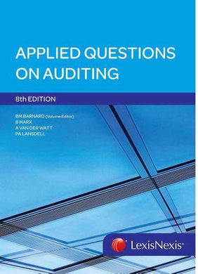 Applied Questions on Auditing
