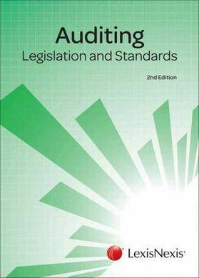 Auditing: Legislation & Standards