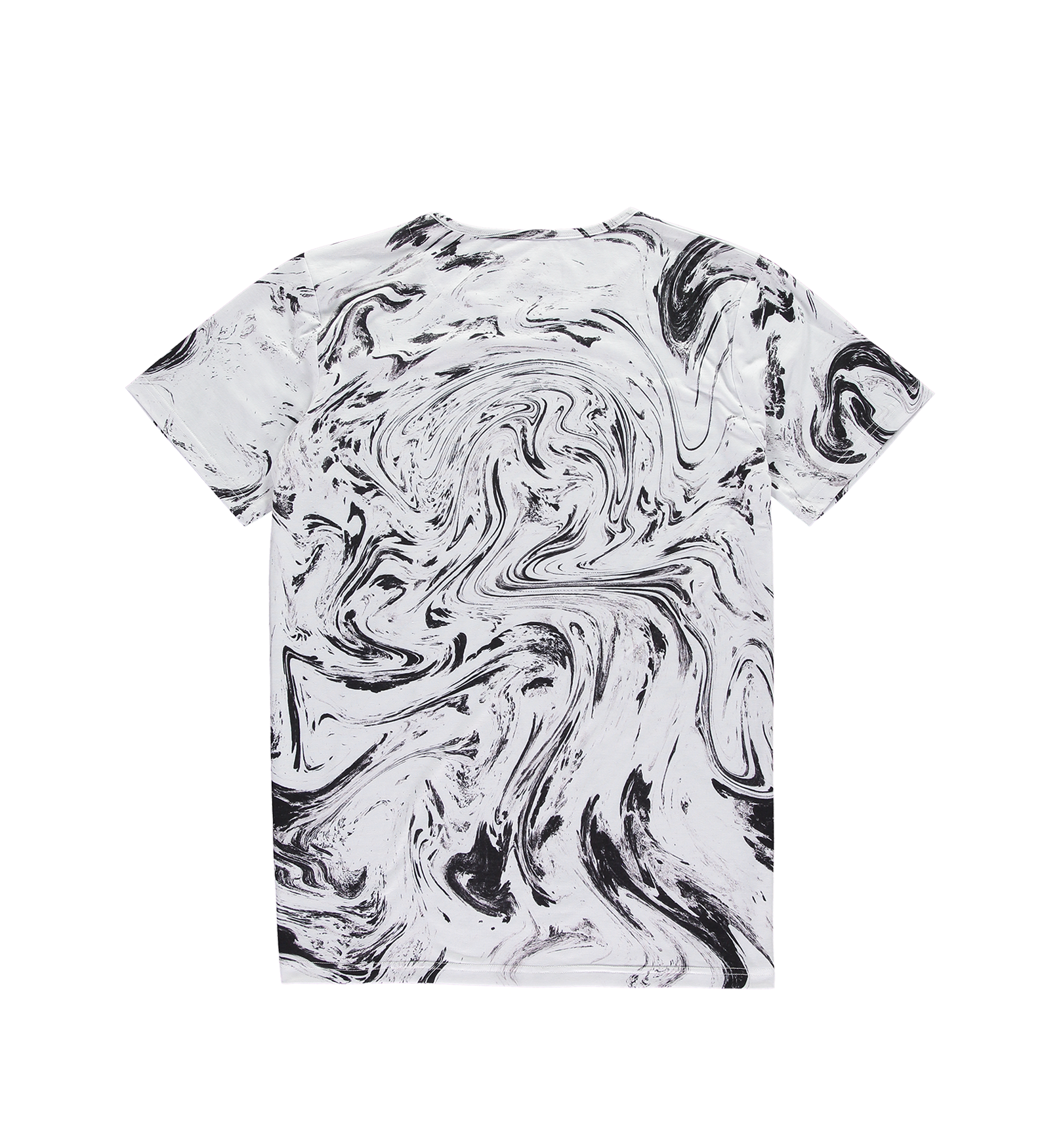 Marble T-Shirt — White