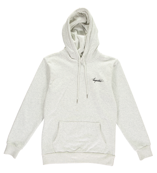 Avalanche Hoodie — White