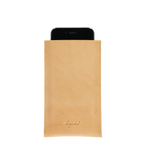 Escapism Case — Tan Leather