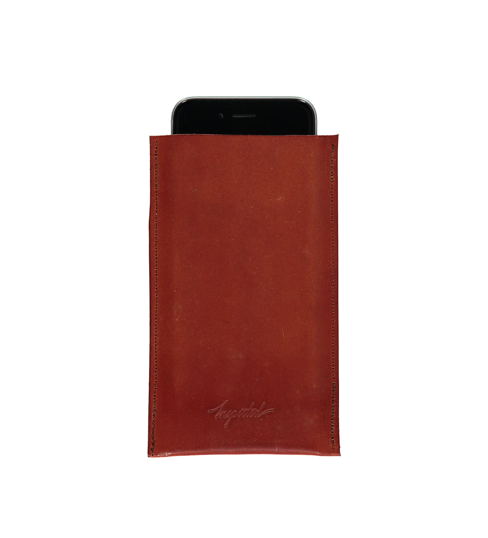 Escapism Case — Cherry Leather