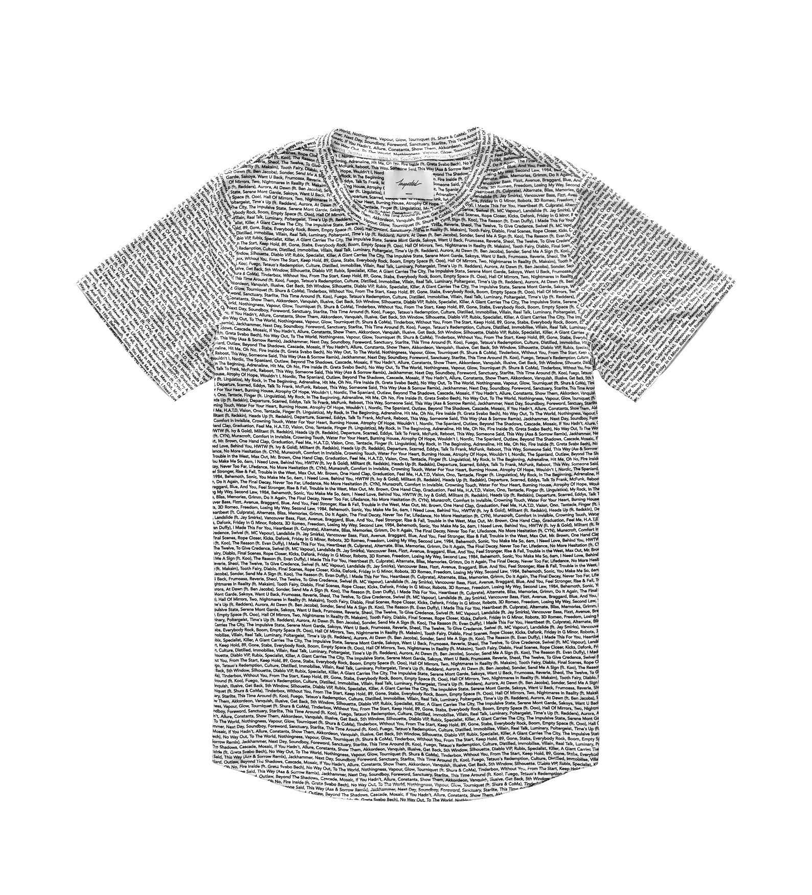 Catalog T-Shirt — White