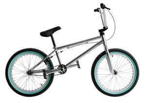Remastered BMX — Chrome