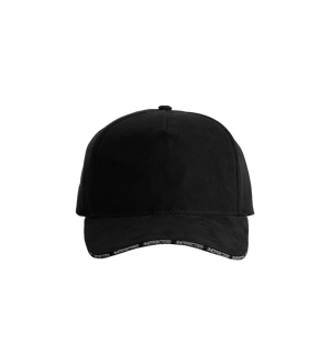 Technical Cap — Black