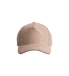 Technical Cap — Tan