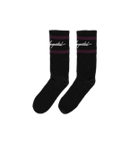 Athletic Socks — Black