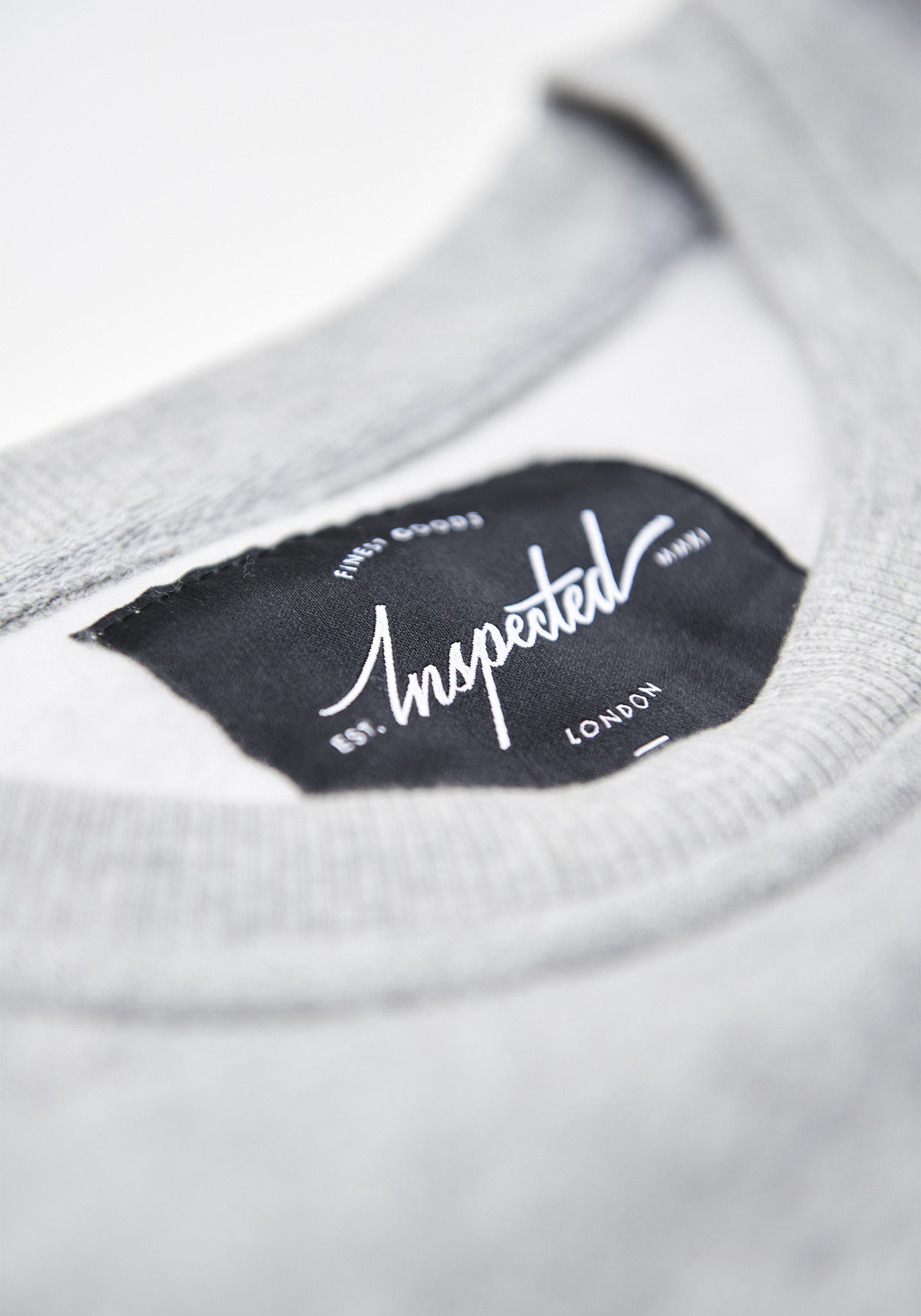Autograph Sweatshirt - Grey