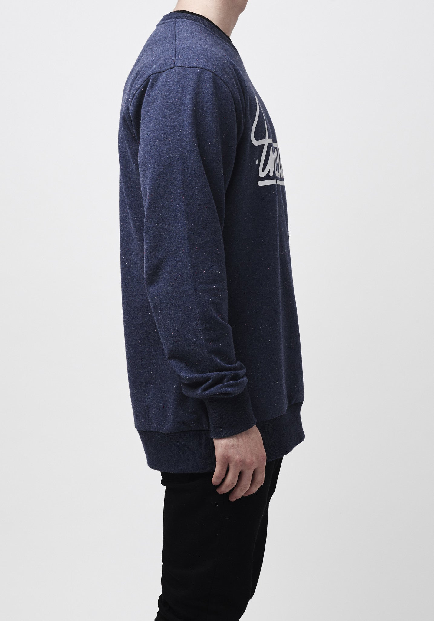 Autograph Sweatshirt - Galaxy Blue