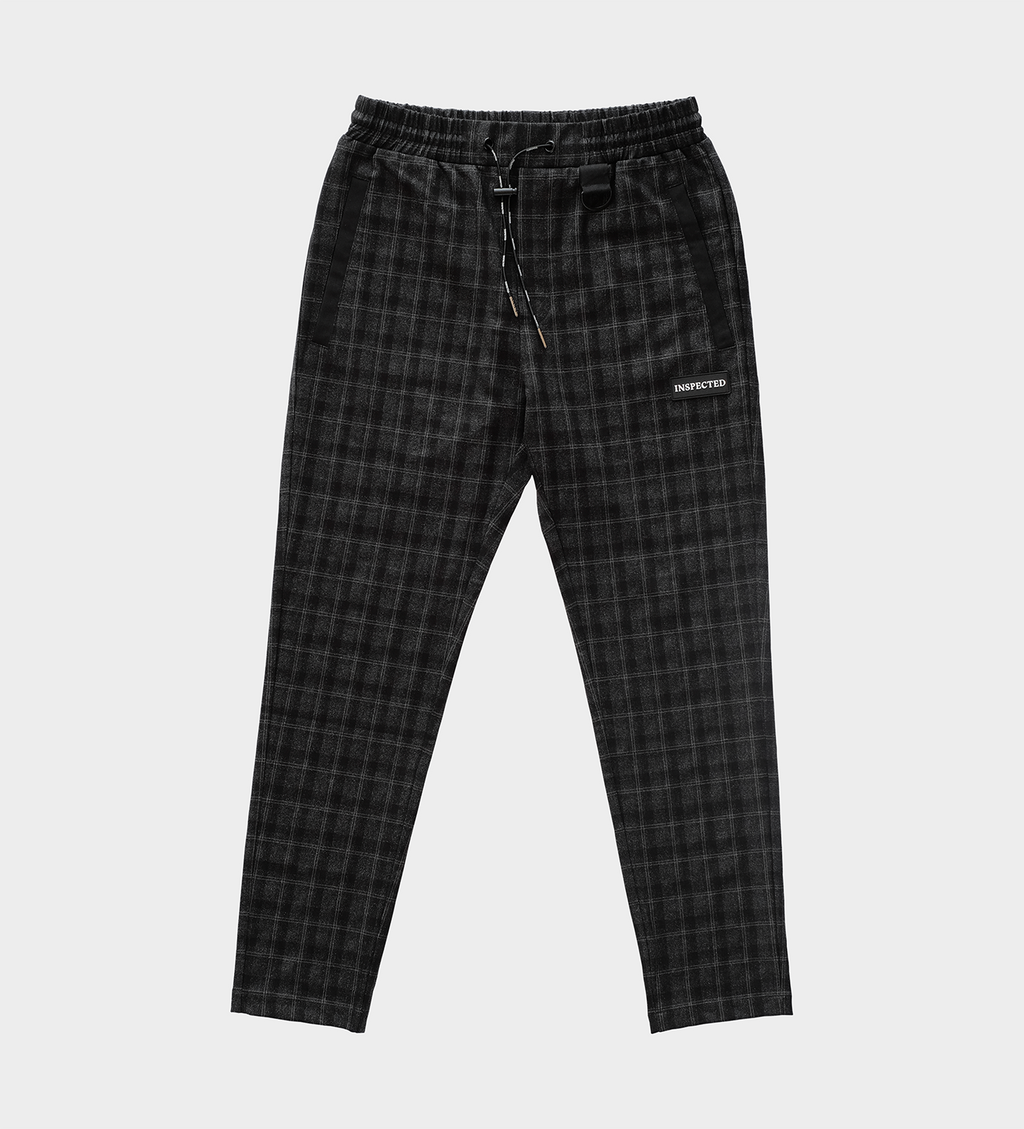 Division Pants — Dark Grey