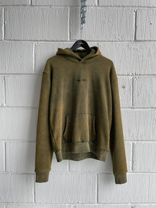 SAMPLE HOODIE — REMASTERED WASHED KHAKI (M)