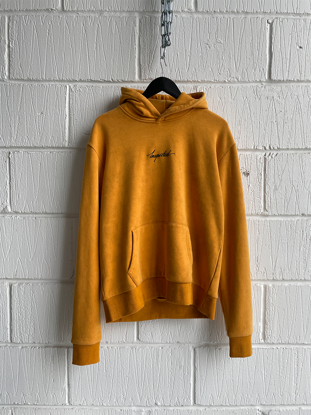 SAMPLE HOODIE — REMASTERED SUNSHINE YELLOW