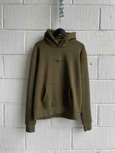 SAMPLE HOODIE — REMASTERED KHAKI GREEN (M)