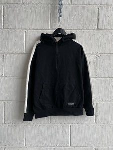 SAMPLE HOODIE — AFFINITY LIGHT GREY/BLACK (M)