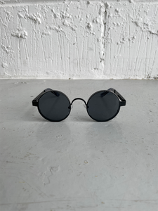 SAMPLE SUNGLASSES — HYDRA MATTE BLACK