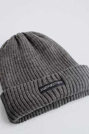 SAMPLE BEANIE — LOOSE KNIT