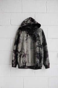 SAMPLE HOODIE — FOREST