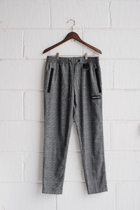 SAMPLE PANTS — DIVISION GREY CHECK