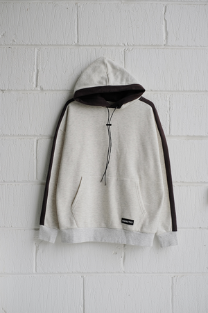 SAMPLE HOODIE — OFF WHITE