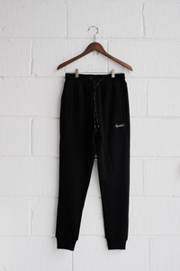 SAMPLE PANTS — VELVET LARGE LOGO
