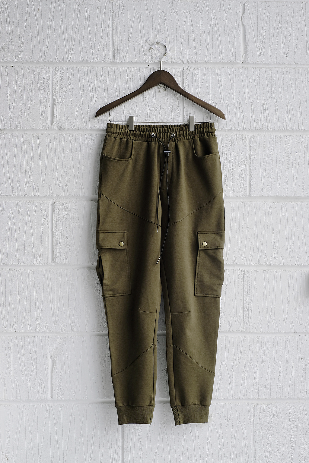 SAMPLE PANTS — KHAKI CARGO