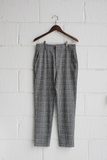 SAMPLE PANTS — HOUNDSTOOTH PANTS