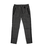 Division Pants — Dark Check